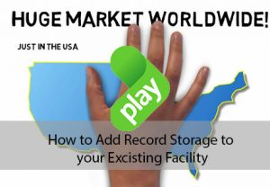 How to Add Record Storage-to-your Excisting Facility